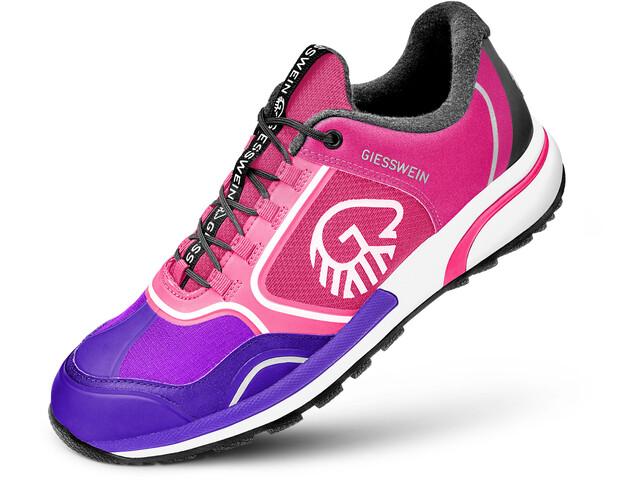 Giesswein Wool Cross X Shoes Damen grape